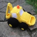 Crochet Digger Pattern FREE