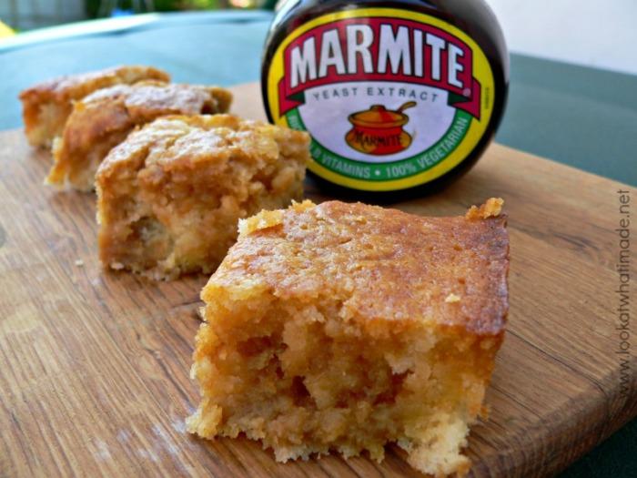 Marmite Cake Recipe