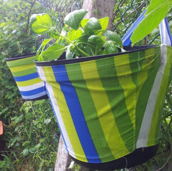 Upside down planter Hanging Plant Pots
