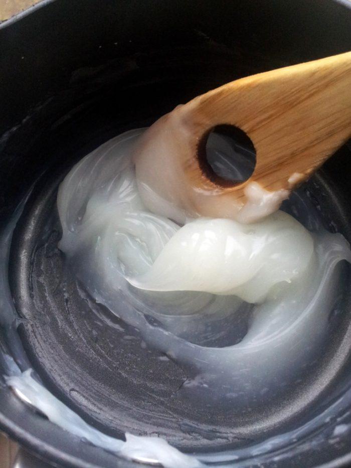 Corn starch paste/glue