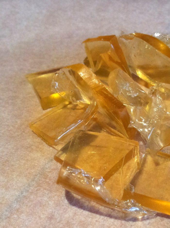 Gelatin Tacky Glue Recipe