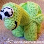Crochet Dinosaur Puzzle Ball Pattern (1)