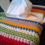 Crochet Travel Wipes Cover Lookatwhatimade