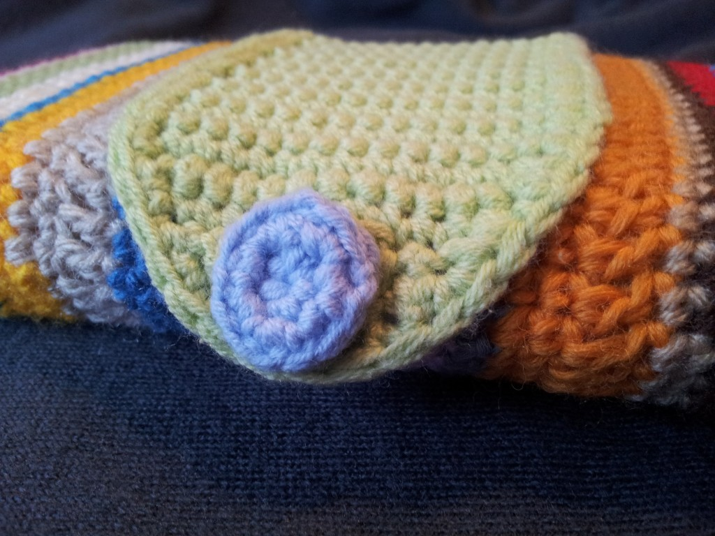Crochet Travel Wipes Case Tutorial