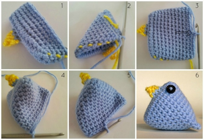 Crochet Easter Chicks Pattern
