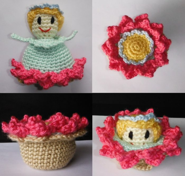 Flower Child Crochet Pattern
