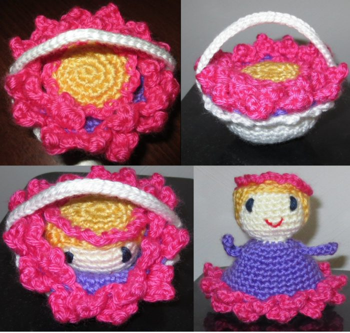 Flower Child Crochet Pattern FREE