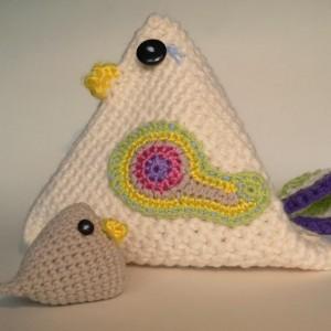 Perfectly Paisley Crochet Pattern
