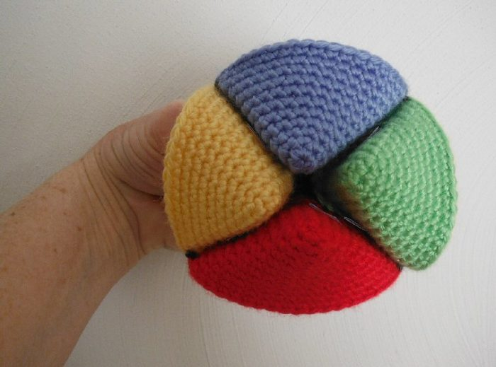Crochet Fortune Teller Pattern