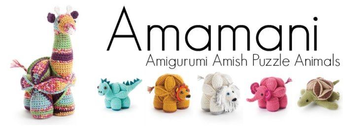 Amamani Amigurumi Amish Puzzle Balls