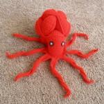 Crochet Octopus Puzzle