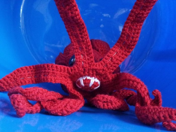 FREE Crochet Octopus Puzzle Pattern