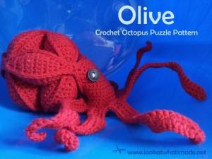 FREE Crochet Octopus Pattern