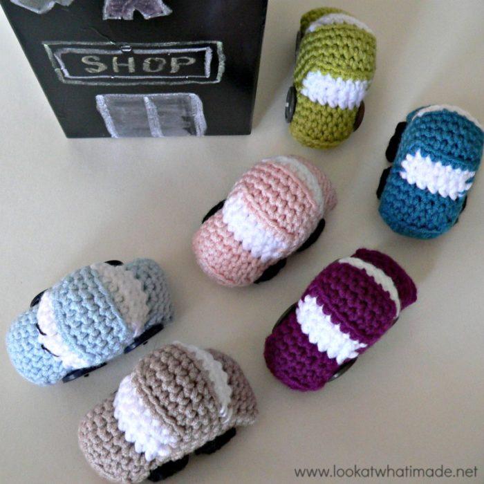 Crochet VW Beetle Amigurumi Pattern - Crochet News | 800x800