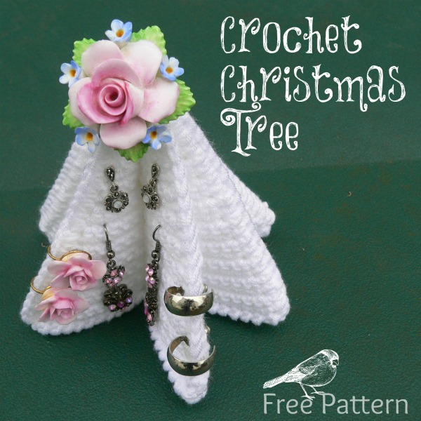 Crochet Christmas Tree Pattern