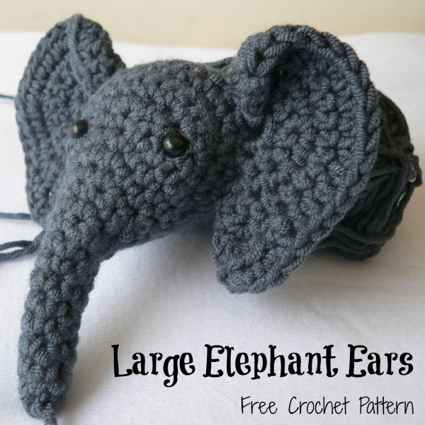 How To Crochet Elephant Edging - Pretty Ideas | 600x600