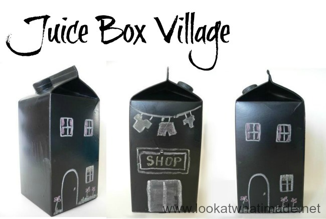 Juice Box Crafts