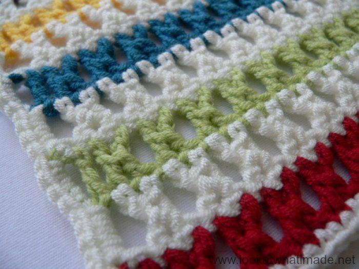K-Stitch Dish Cloth