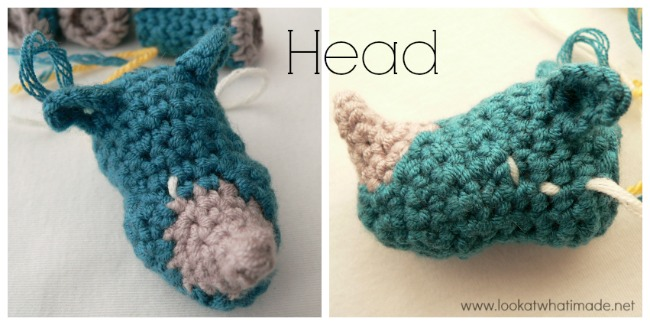 crochet rhinoceros pattern