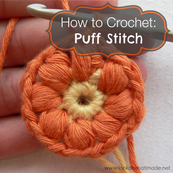 Crochet Puff Stitch