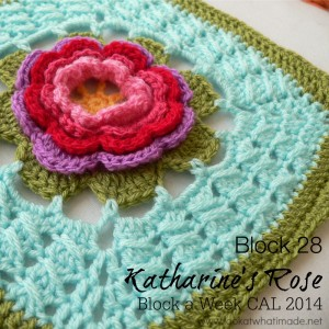 Katharine's Rose Photo Tutorial