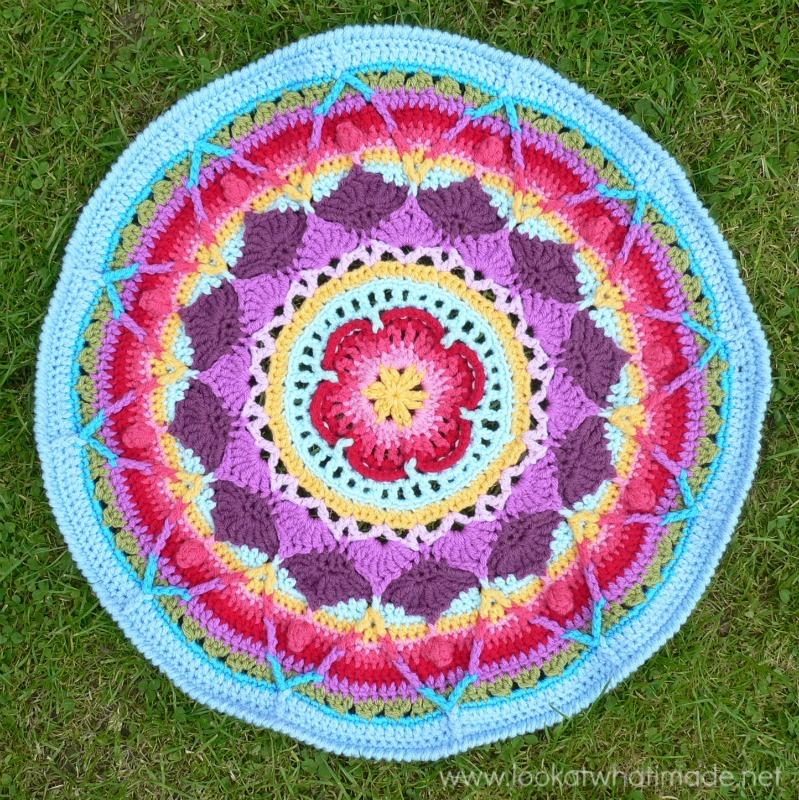Sophie's Mandala Large