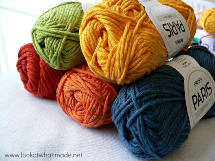 DROPS Paris Cotton
