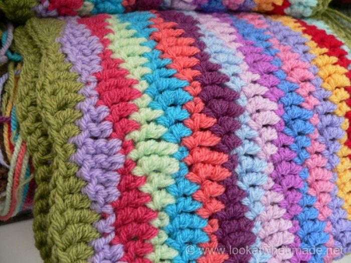 Lazy Waves Blanket