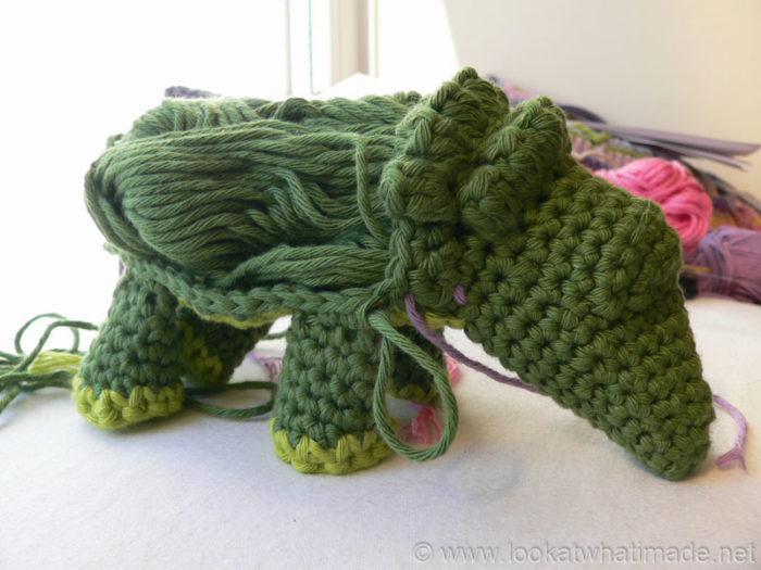 Conrad the Crocodile amigurumi pattern by IlDikko | Crochet ... | 600x800