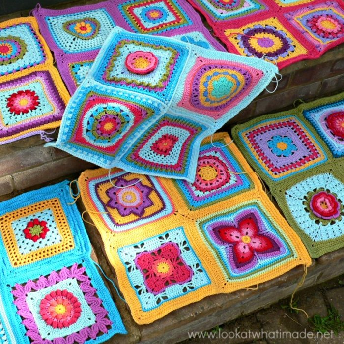WIP Eye Candy Block a Week CAL 2014