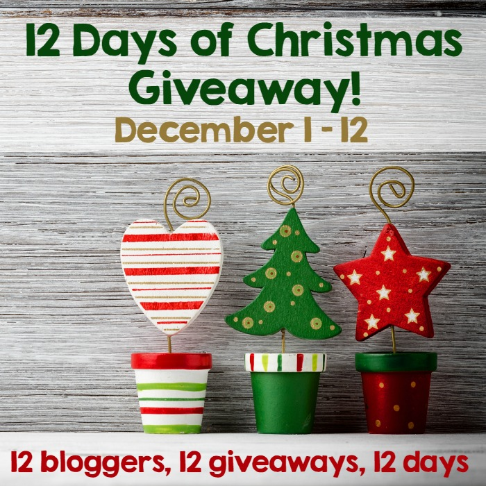 Christmas Giveaway 2014 Lookatwhatimade