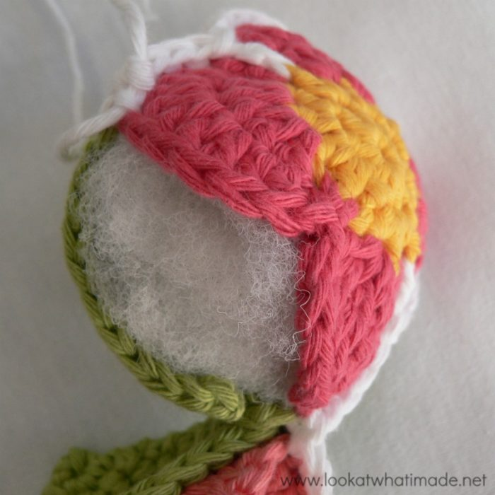 Stuffing Bombs for Crochet