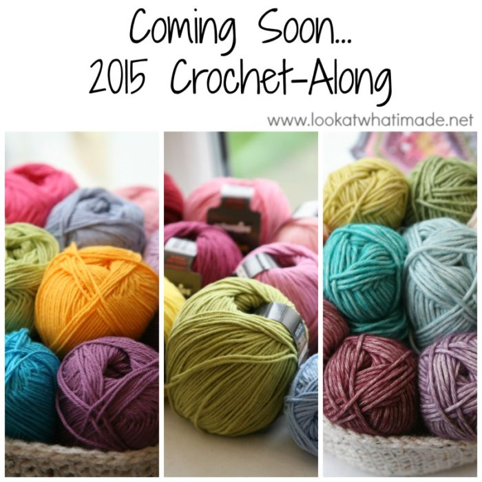 2015 CAL (Crochet-along) Sophie's Universe