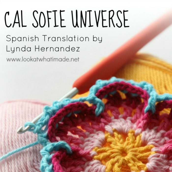 Sophie's Universe CAL 2015 Spanish Translation Lynda Hernandez