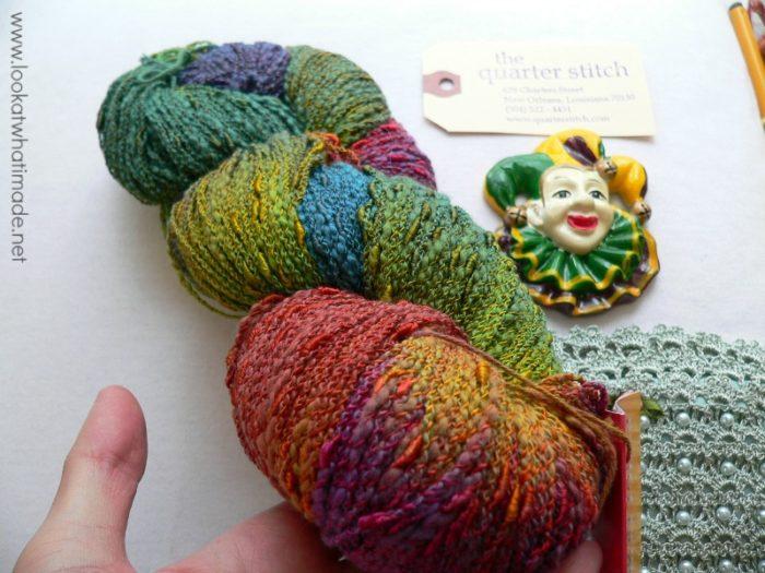 Stunning Crochet Yarn