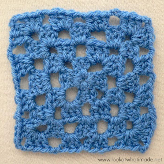 Crochet Giant Granny