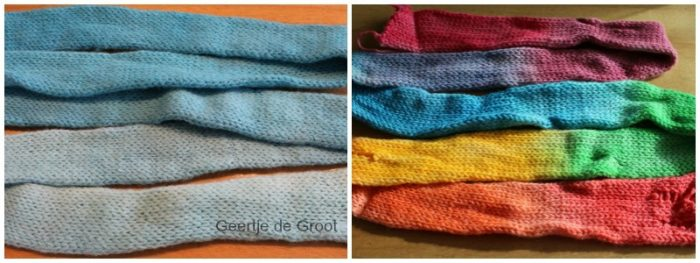 How to Hand Dye Yarn Geertje de Groot