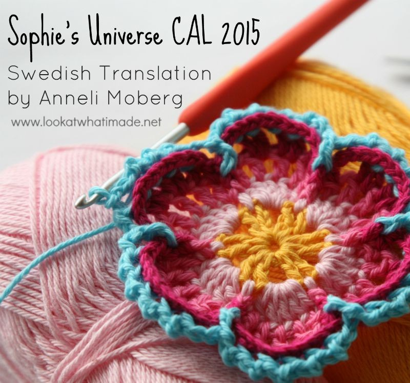 Sophie's Universe CAL 2015 SWEDISH Translation