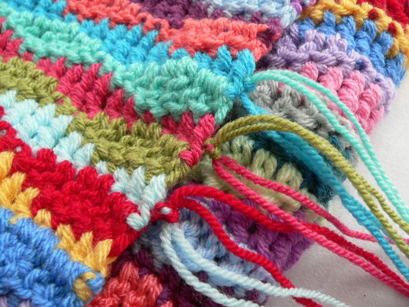 Working Away Your Tails Of Yarn 1