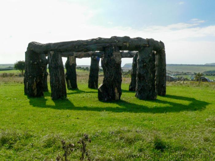 Woodhenge Stonehenge
