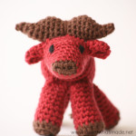 crochet water buffalo pattern