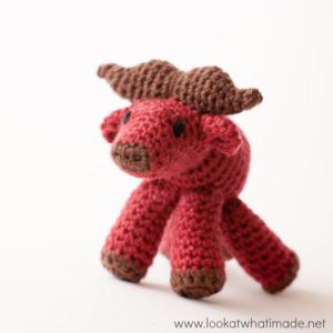 crochet water buffalo pattern