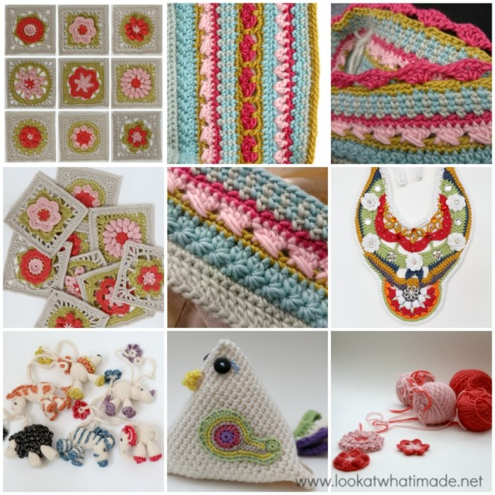 Crochet Pastels Lookatwhatimade Instagram