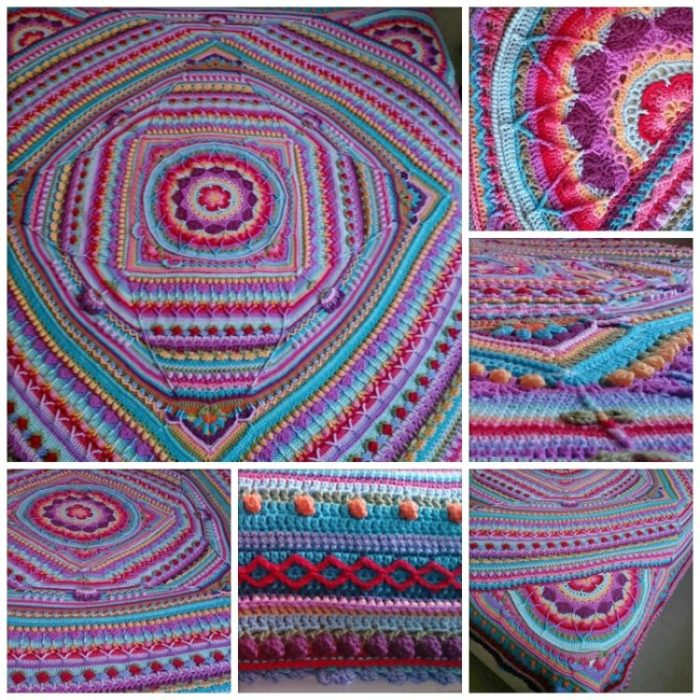Sophie's Alternate Universe Crochet Pattern
