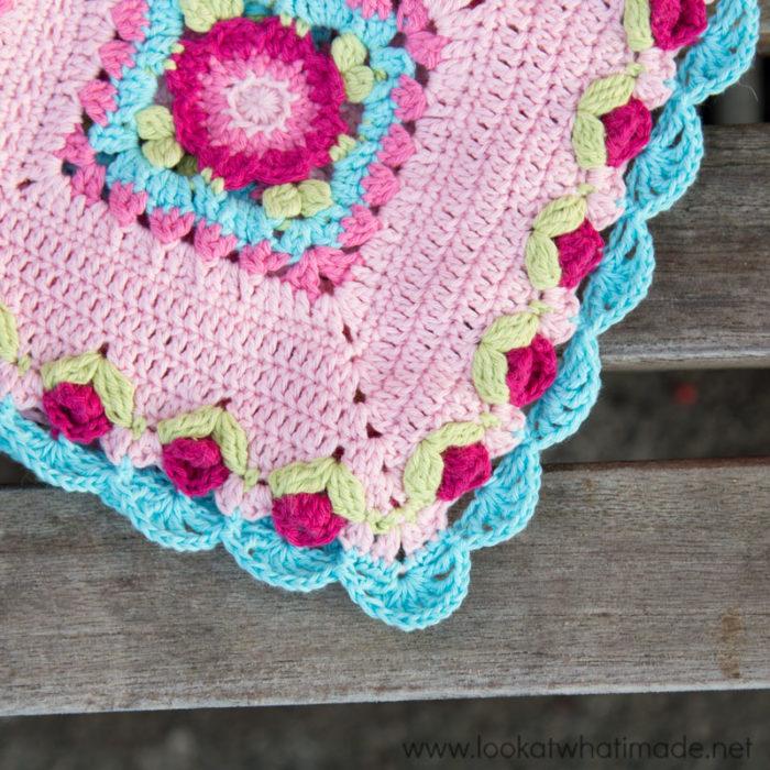 Crochet Lydia Blanket