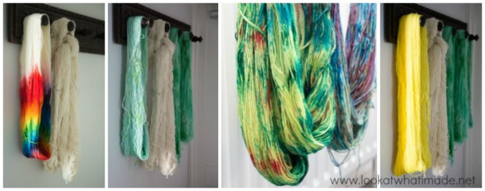 Weekend Retreat Devon Sun Yarns Dyed Yarn