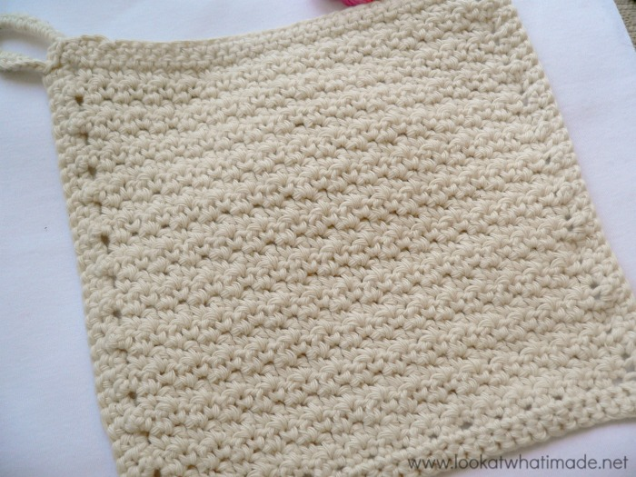 Up-down Dishcloth