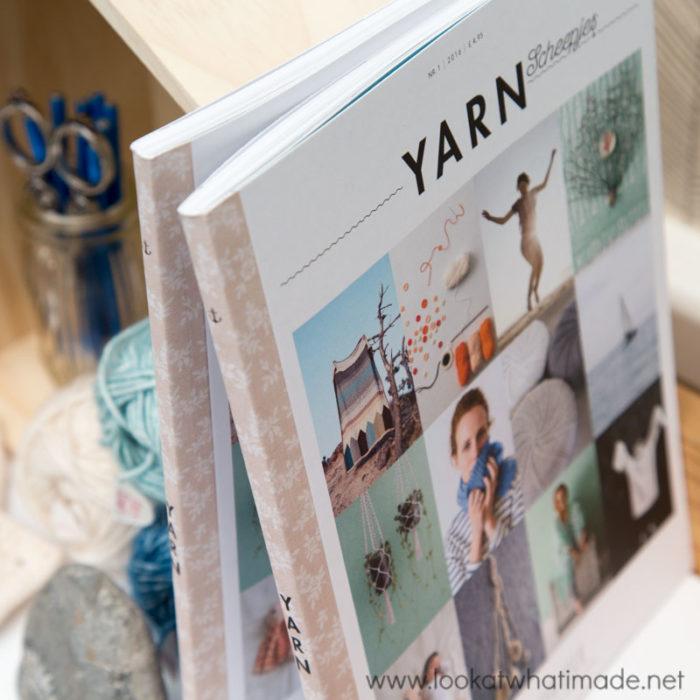 Yarn The Sea Issue