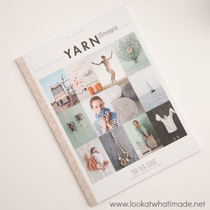YARN Bookazine by Scheepjes