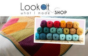 Look At What I Made Shop on Wool Warehouse Website